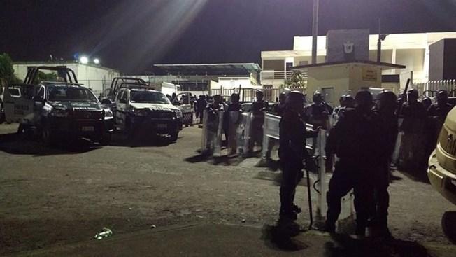 Violento motín deja al menos siete muertos en México