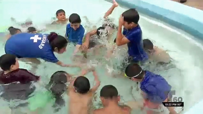 Muerte bajo el agua (Parte II)
