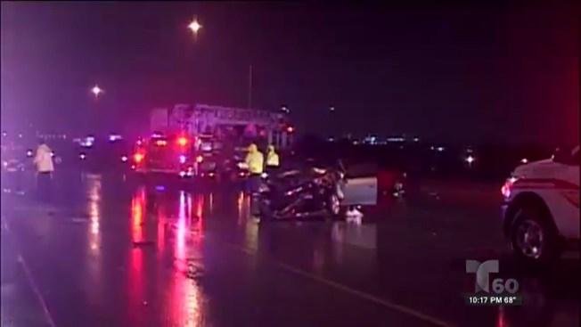 Identifican mujer arrollada en autopista