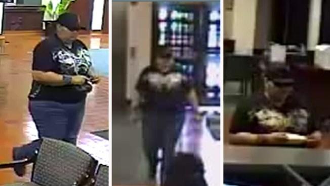 Policía tras supuesta roba bancos