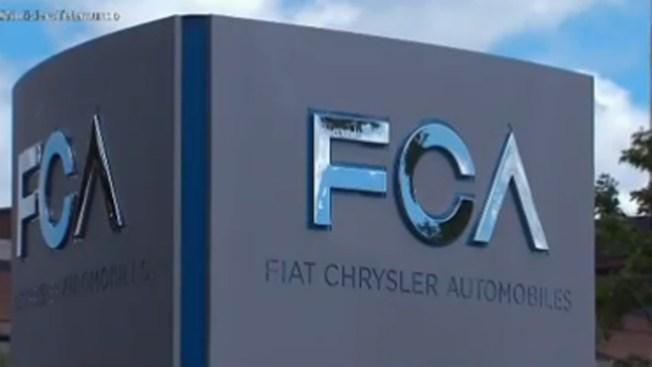 Fiat Chrysler recibe multa por $105 millones