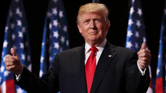 Se disparan las ventas de los libros de Donald Trump
