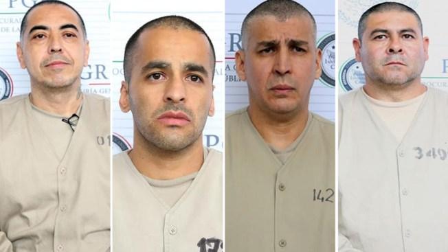 Cuatro de 13 extraditados en San Antonio