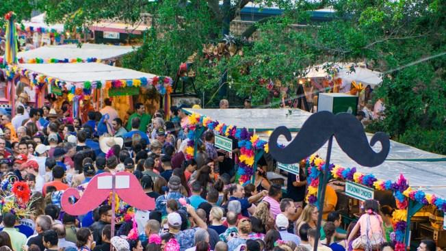 Fiesta: NIOSA da inicio en La Villita