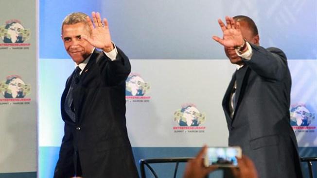 Obama defiende a los gays en Kenia