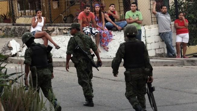 Recapturan a hijo de narco en México