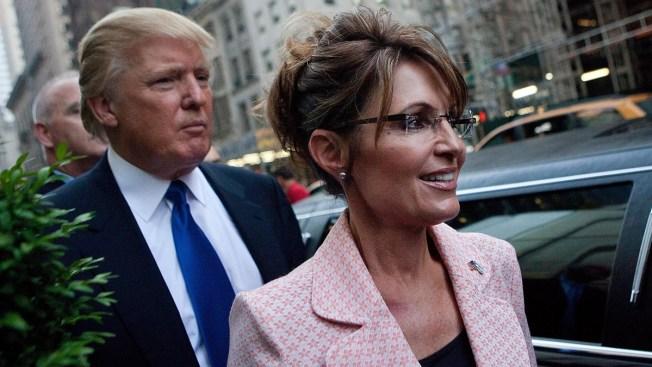 ¿Trump presidente y Palin secretaria de Energía?
