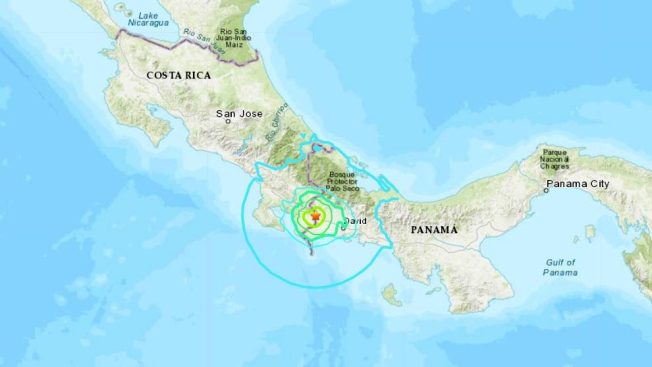 Fuerte terremoto deja heridos y causa destrozos en Panamá