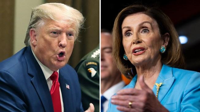 Se desata una batalla campal entre Trump y la Cámara Baja por la investigación del juicio político