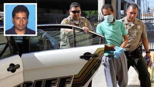 Arrestado en México, acusado de asesinar a su ex