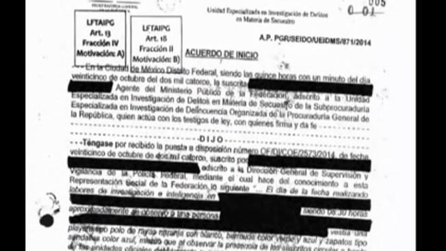 Implican a director de Ayotzinapa en desaparición de 43