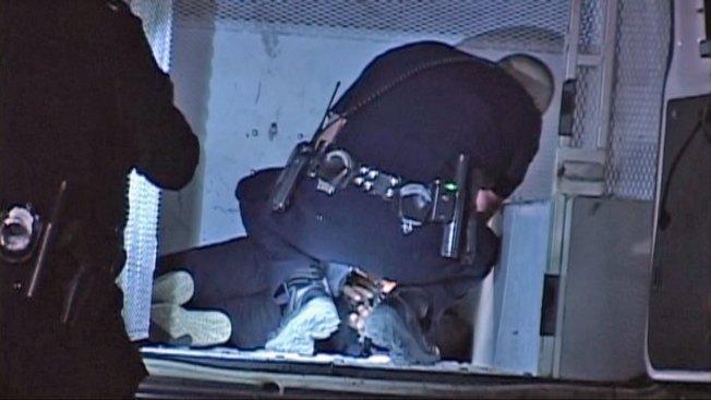 Hombre usa soplete para irrumpir en Target