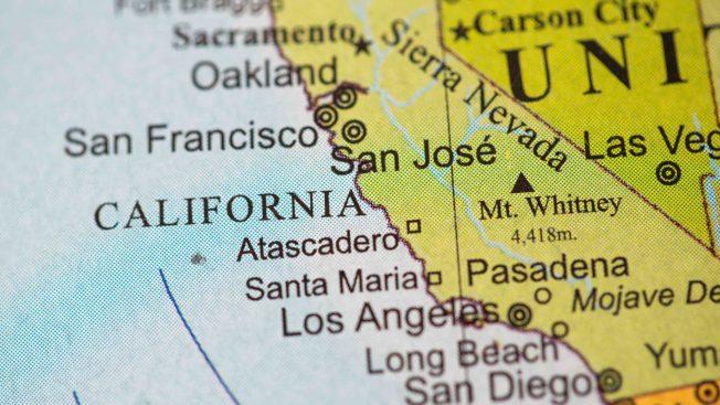 Proponen separar el estado dorado y crear la Nueva California