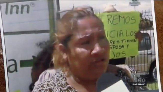 Madre que buscaba a hijo es detenida por ICE