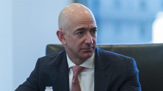Hermano de amante de Bezos sería la fuente de periódico