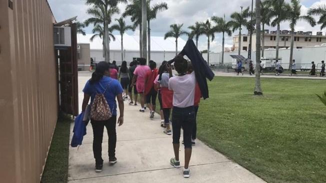 EEUU anuncia que ha reunido a 522 niños inmigrantes con sus familiares