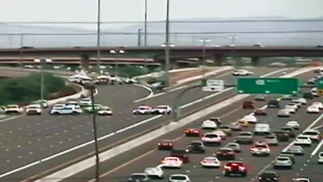 Alerta de tráfico: Vías cerradas en US 281