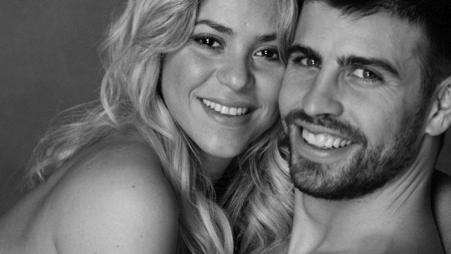 La foto más feliz de Shakira y Piqué