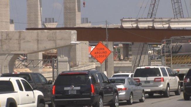 Se espera embotellamiento en I-10