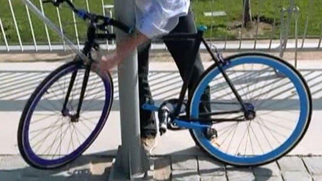 Conoce la bici que es imposible robar