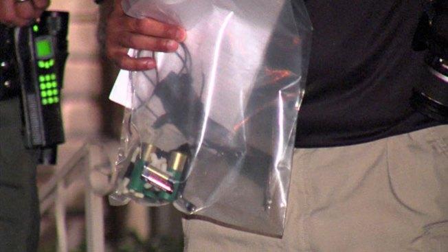 Confiscan bomba ficticia tras tiroteo