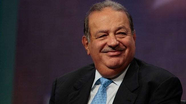 Carlos Slim ofrece el camino al éxito