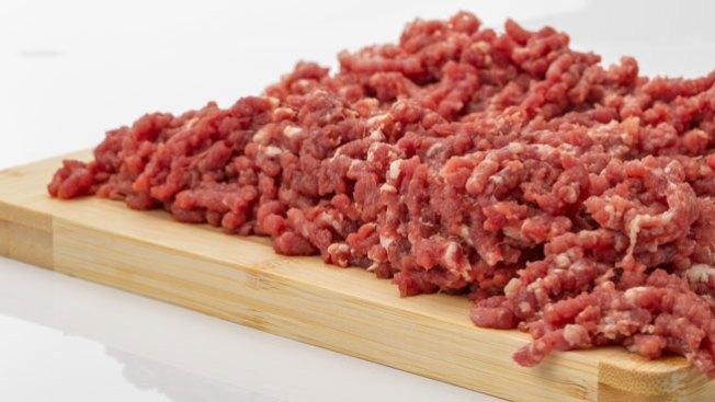 Alerta: Piezas de metal en carne molida