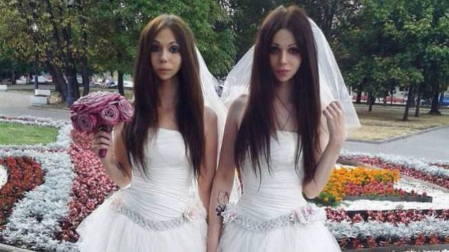 Dimitry y Allison, la pareja más pareja