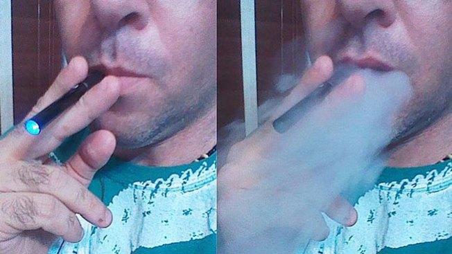 Prohibición de cigarrillos electrónicos