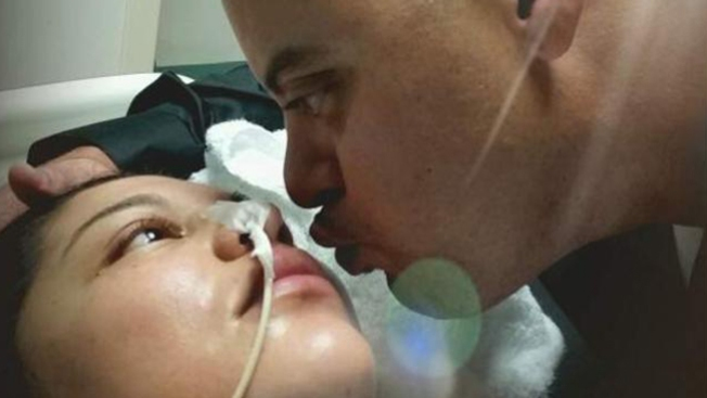 Regresa de un coma y da a luz a una niña