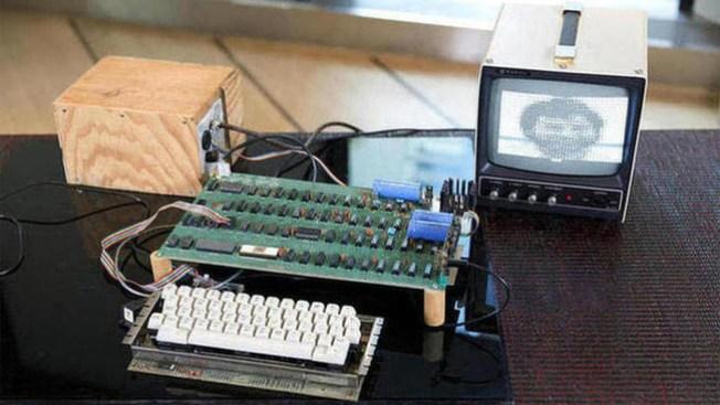 La computadora Apple que vale $500 mil