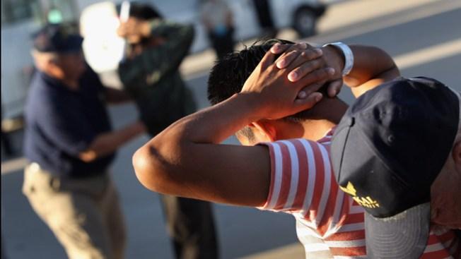 Líder en deportaciones San Antonio