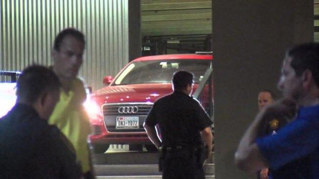 Conductor varado terminó arrestado