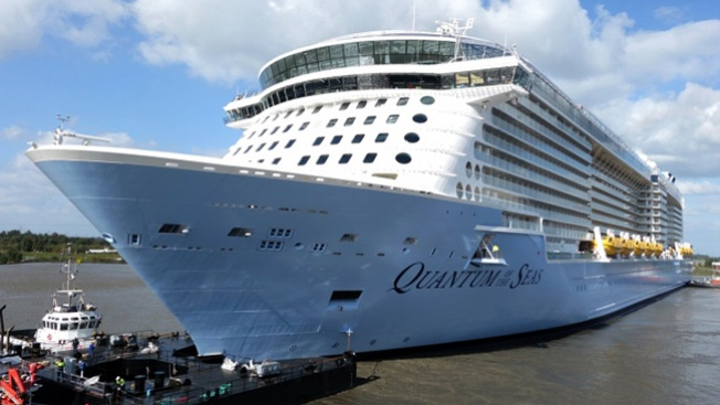 """Quantum of the Seas"", gigante del mar"
