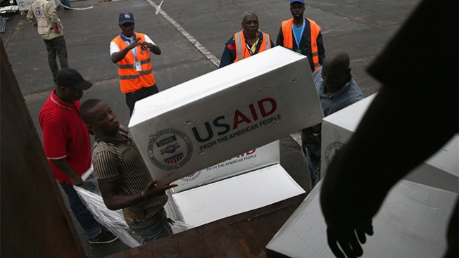 EEUU envía equipo médico a Liberia