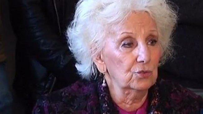 Abuela halla a su nieto 36 años después