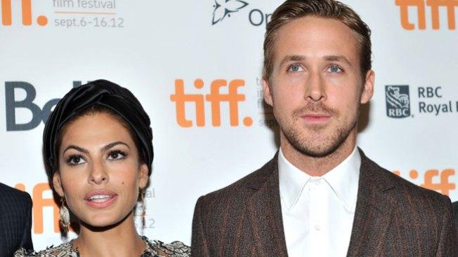¿Eva Mendes encinta de Ryan Gosling?