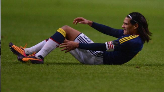 Colombia triste: Falcao no va al Mundial