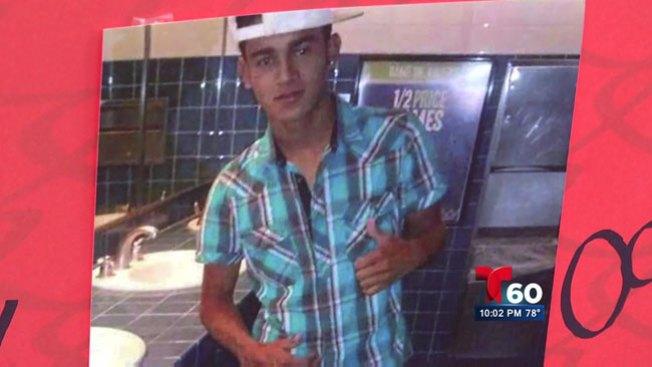 Vigilia en memoria de joven asesinado