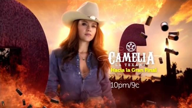 "Hoy, final de ""Camelia La Texana"""