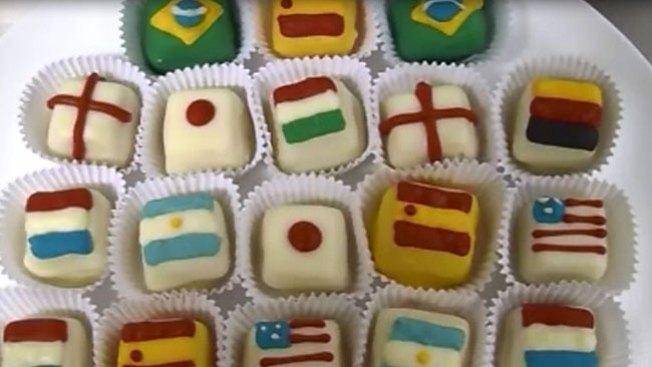 La gastronomía revoluciona el Mundial