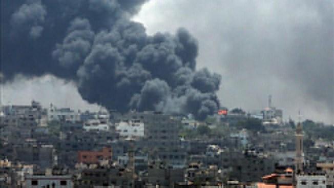 Gaza: indigna atentado contra escuela