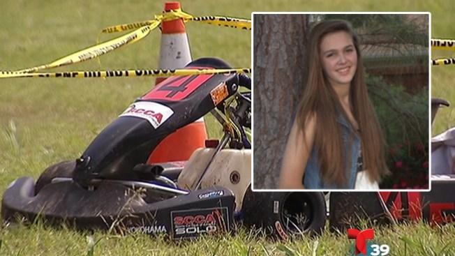 Joven muere en accidente de Go Kart