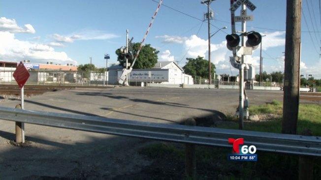 Cierran cruce de tren tras accidentes