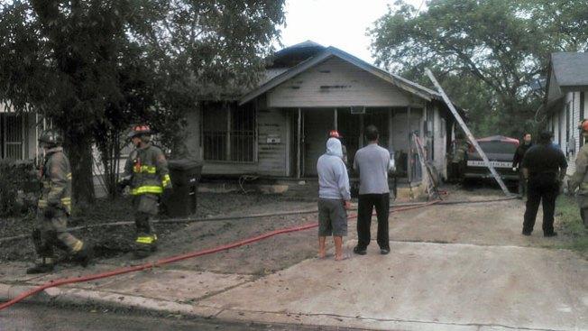 Hombre gravemente herido en incendio