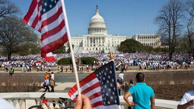 Inmigrantes esperan medida de Obama