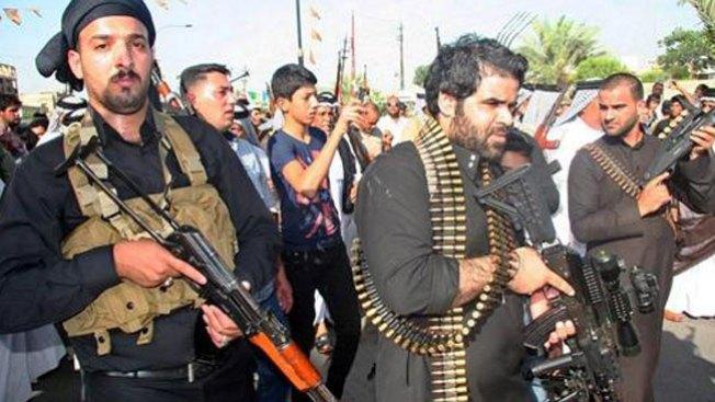 Envían soldados a embajada en Irak