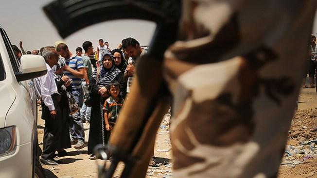 EEUU informó de los ataques a Siria