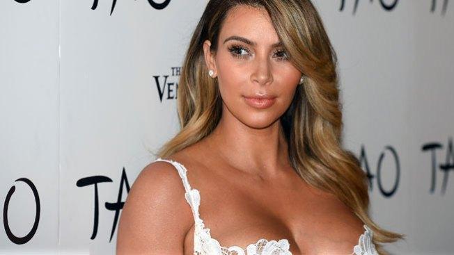 El escueto bikini de Kim Kardashian