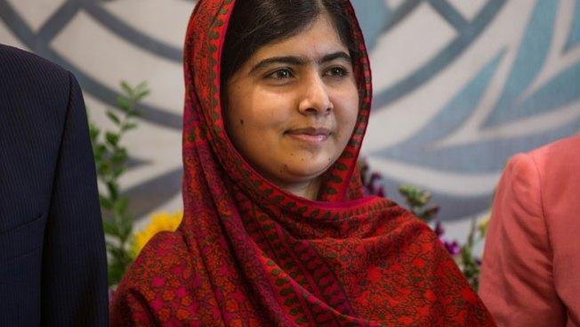 Malala, 17 años y Nobel de la Paz 2014
